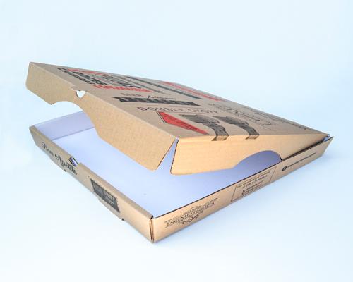 Caixa para salgadinhos 35x35x4 cm