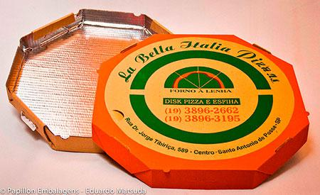 Caixa de pizza