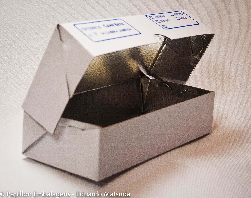 Caixas de espetinhos