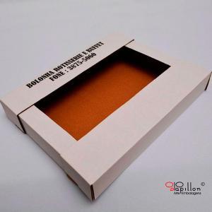 Caixa de papelão para marmitex