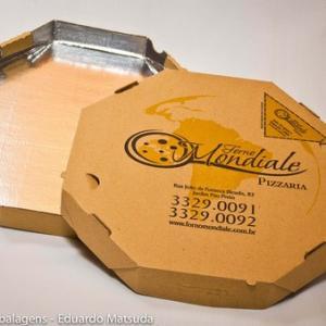 Embalagens para delivery personalizadas